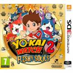 joc Yo-Kai Watch 2 Fleshy Souls - 3DS