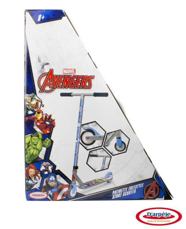 Trotineta Avengers imagine