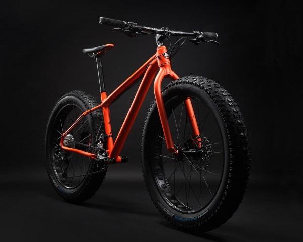 Bicicleta Fatbike MTB 26 Silverback Scoop Delight