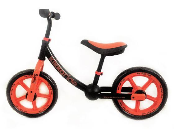 Bicicleta fara pedale Ben1 Watermelon