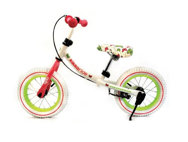Bicicleta fara pedale Geko Butterflies