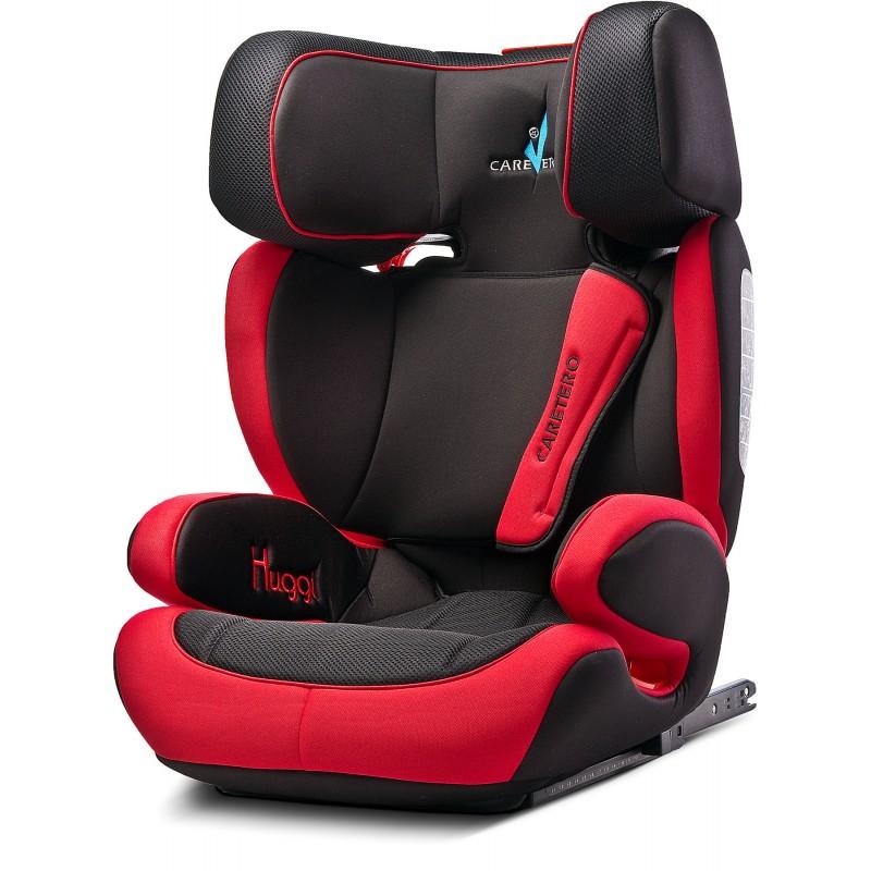 Scaun auto Caretero Huggi Isofix 15-36 Kg Red
