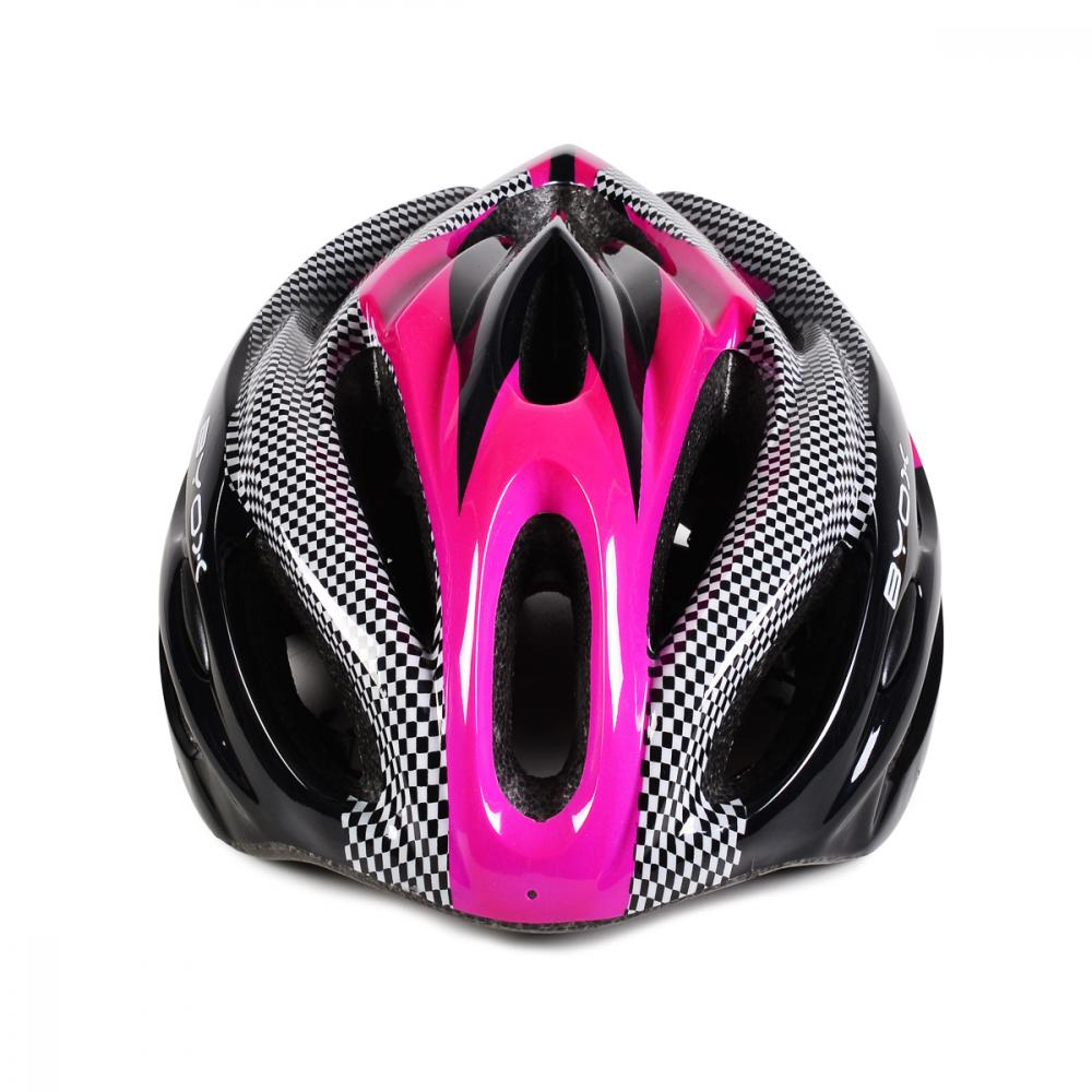 Casca de protectie Byox K8 Pink 62-68 cm imagine