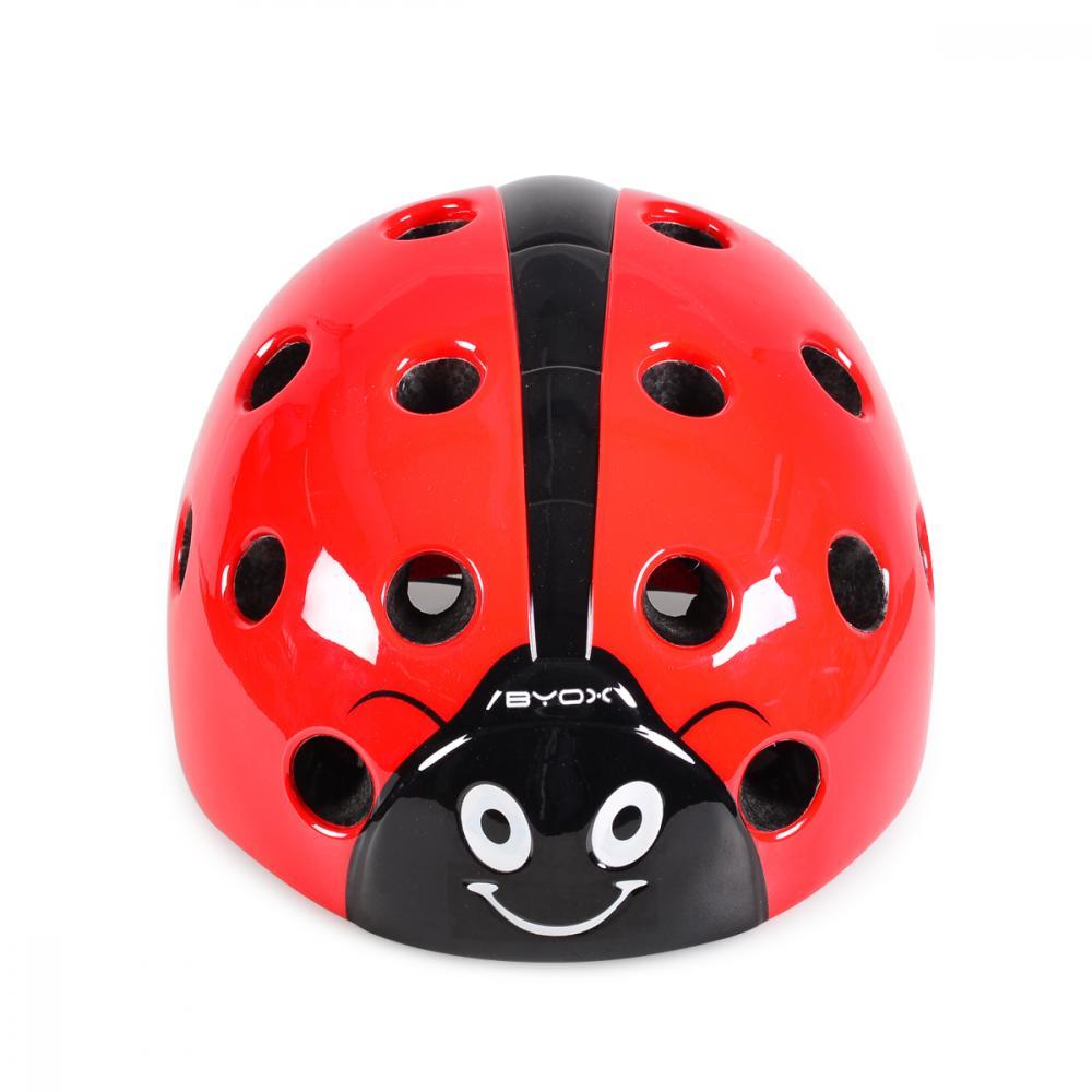 Casca de protectie Ladybug Red 58-62 cm