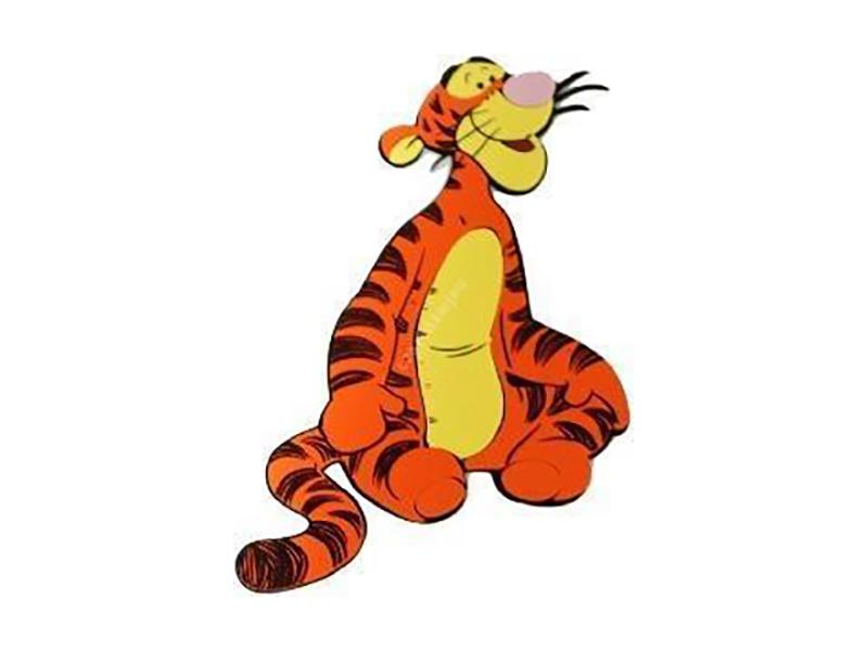 Decoratiune pentru camera copii Winnie the Pooh srdf-1034