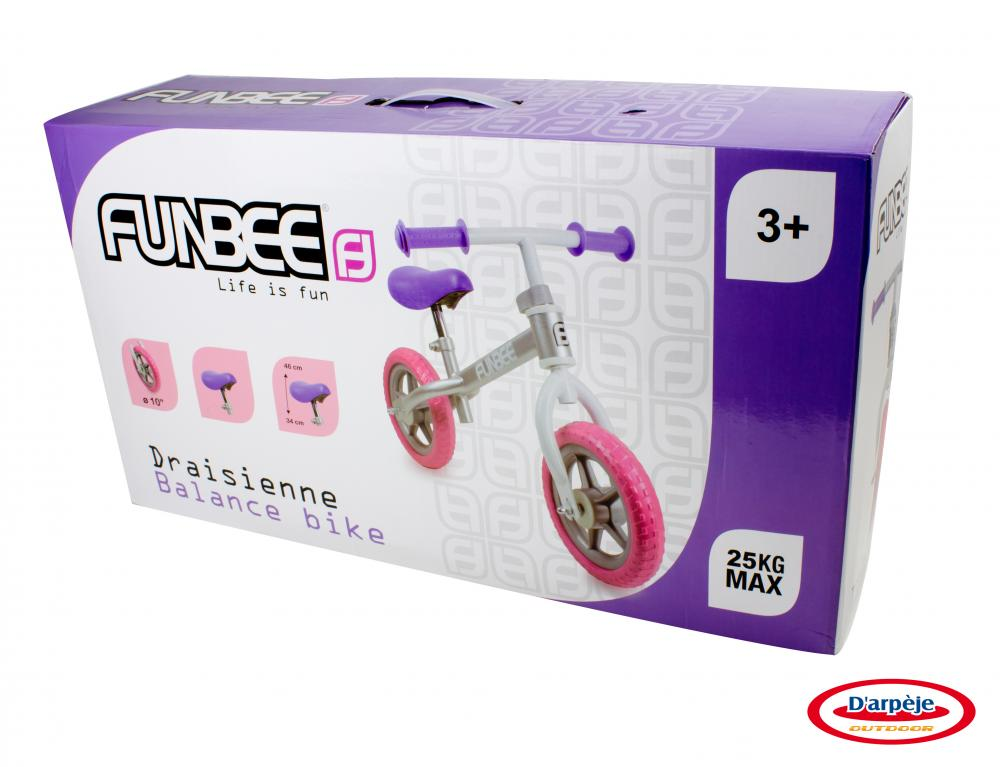 Bicicleta fara Pedale Fete