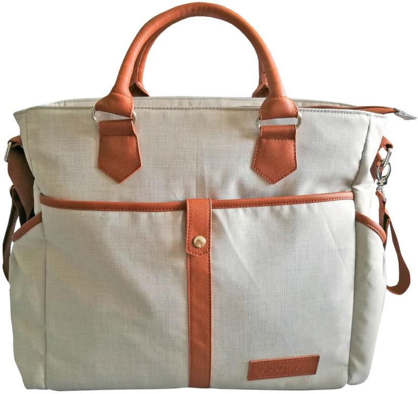 Geanta Multifunctionala Mamma Bag Divaina Gray Melange
