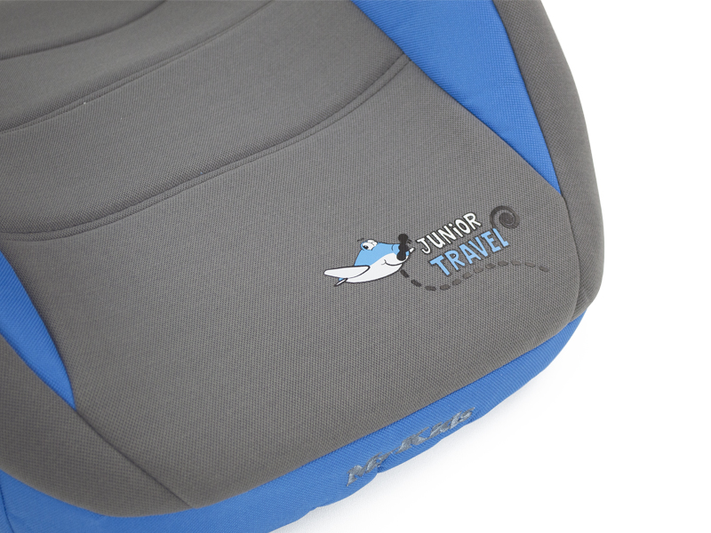 Inaltator Auto Copii 15-36 Kg Junior Travel Albastru