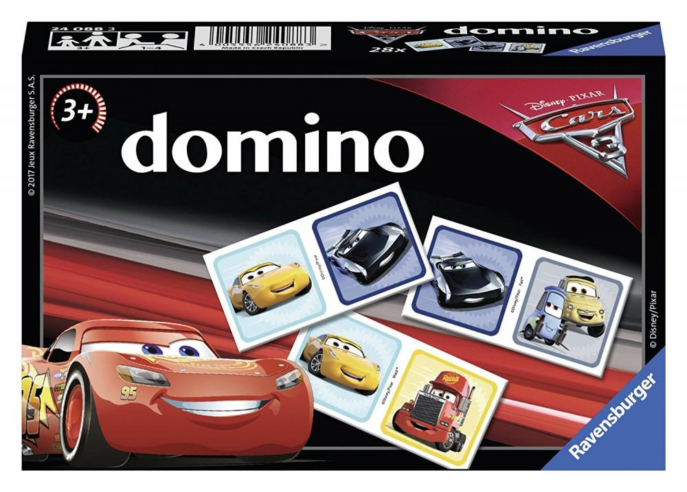 Joc domino Disney Cars 3