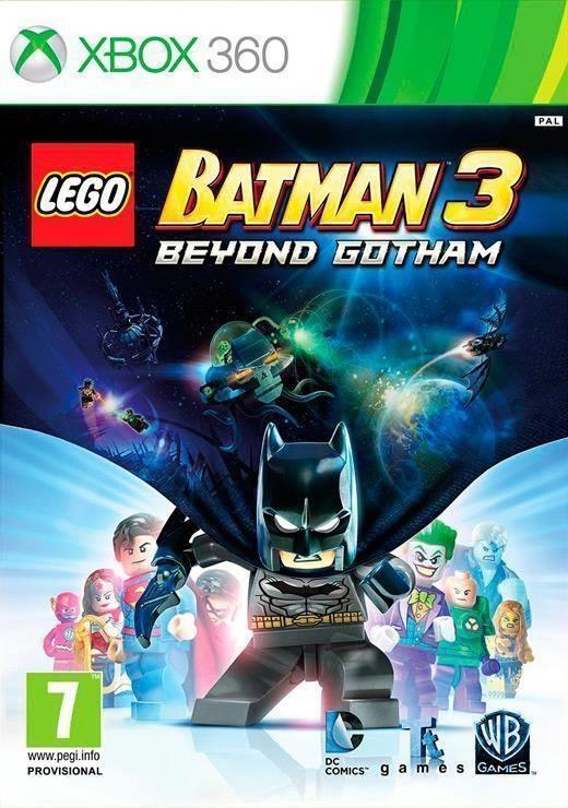Joc lego batman 3 beyond gotham classicsxbox 360