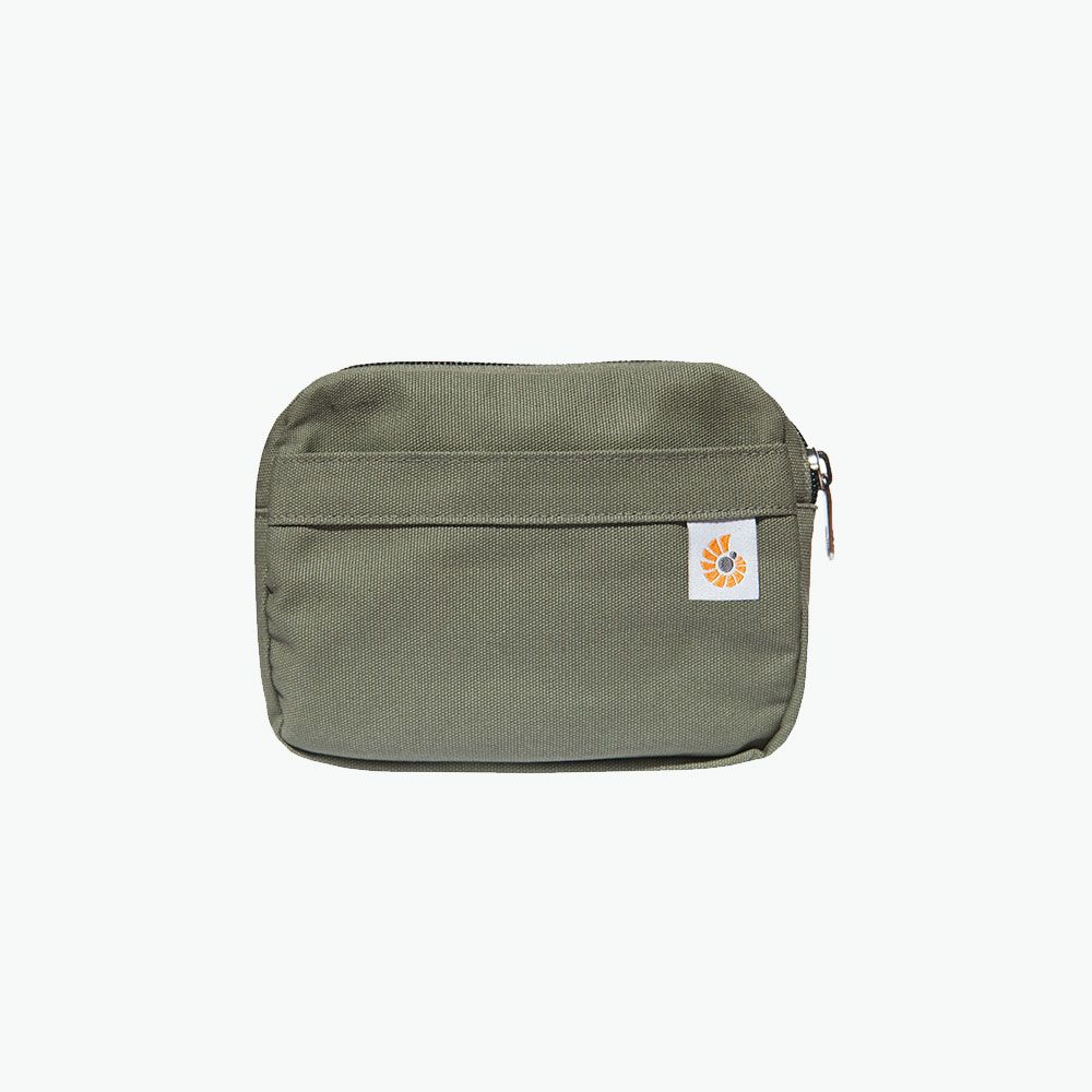 Marsupiu Ergobaby Omni 360 All in One Khaki Green imagine