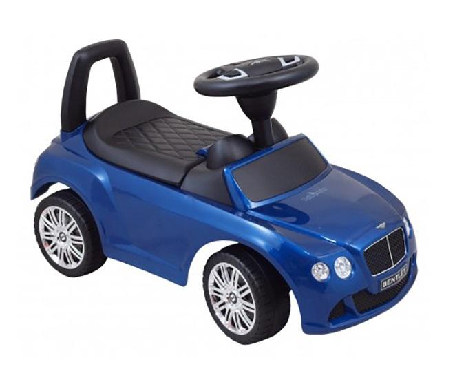 Masinuta de impins Bentley Continental GT Speed UR-Z326P albastru imagine