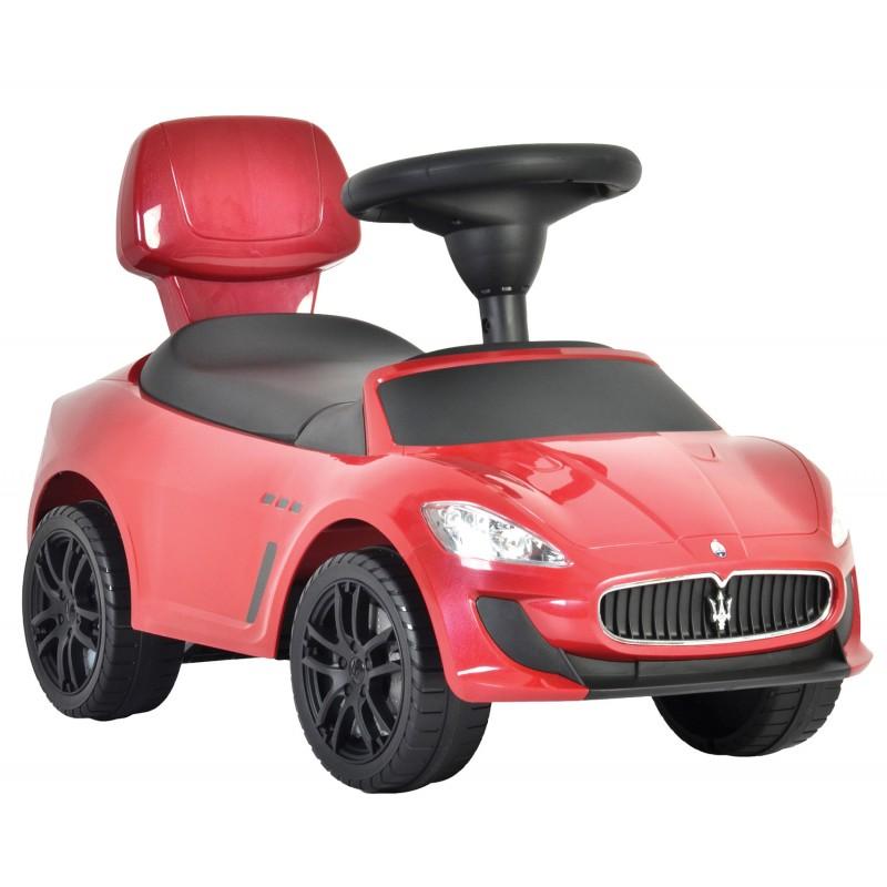 Masinuta de impins copii Baby Mix Maserati UR-Z353 rosu imagine