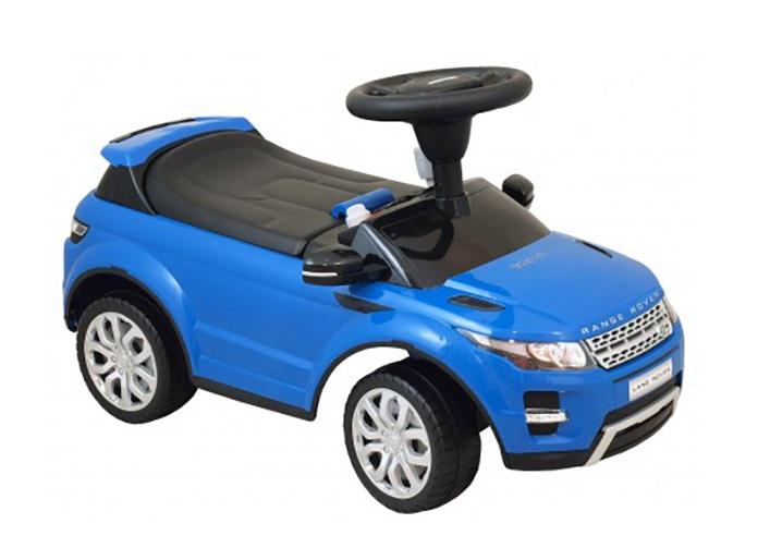 Masinuta de impins copii Baby Mix Range Rover 348B albastru imagine