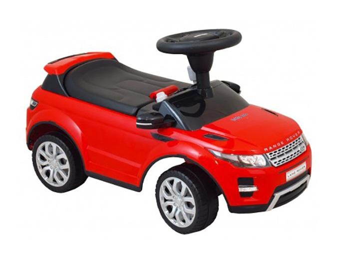 Masinuta de impins copii Baby Mix Range Rover 348B rosu imagine