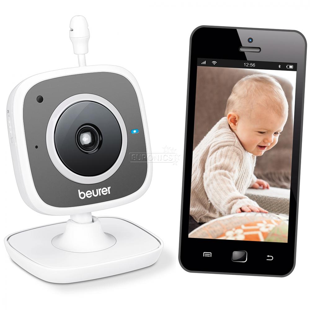 Monitor video pentru bebelusi BY88 imagine