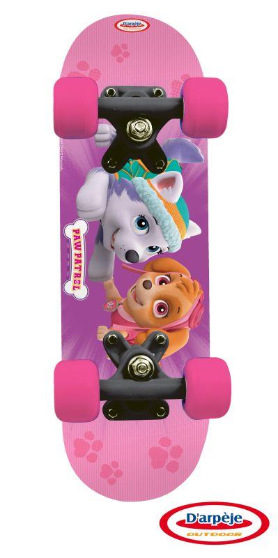 Mini skateboard Paw Patrol 43 cm imagine