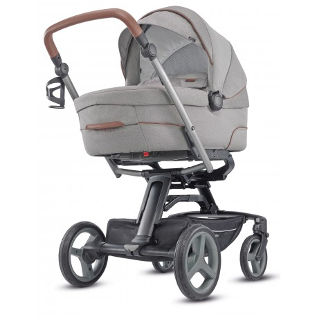 Carucior 3in1 Quad System Duo Derby Grey