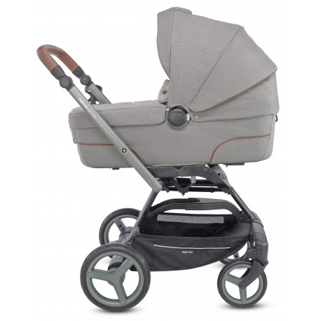 Carucior 3in1 Quad System Quattro Derby Grey