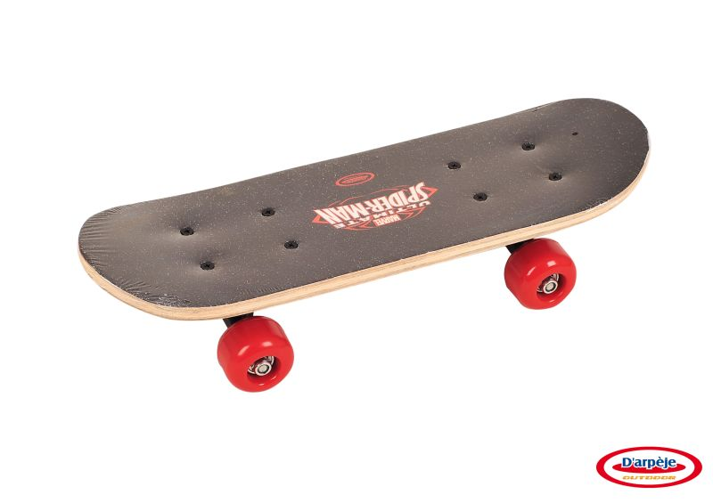 Mini Skateboard 43 cm Spiderman imagine