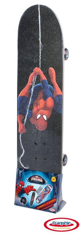 Skateboard 79 cm Spiderman imagine