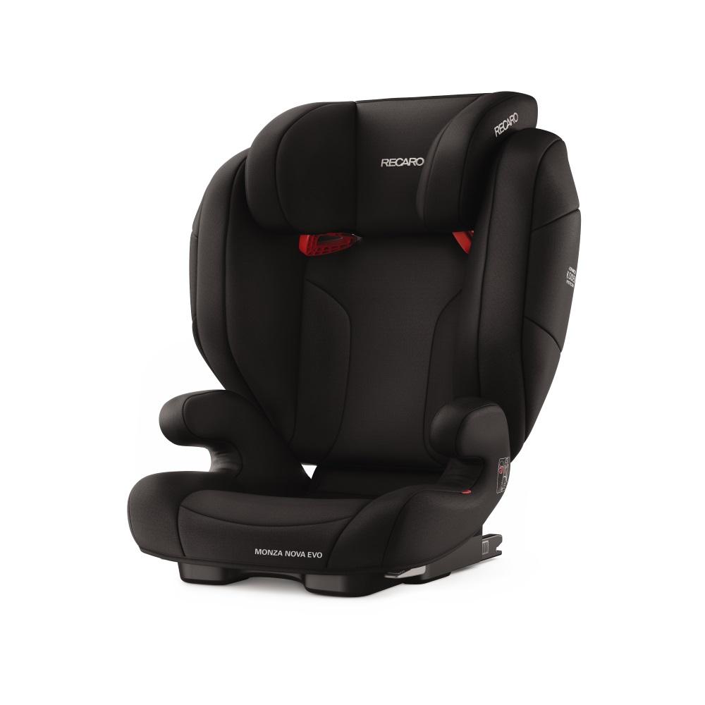 Scaun auto cu isofix Monza Nova Evo Performance Black