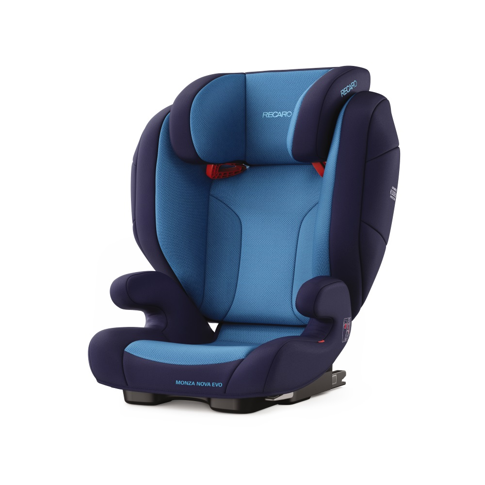 Scaun auto cu isofix Monza Nova Evo Xenon Blue