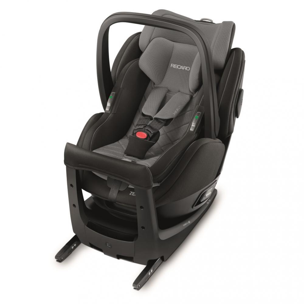 Scaun Auto pentru Copii Zero.1 Elite R129 Carbon Black
