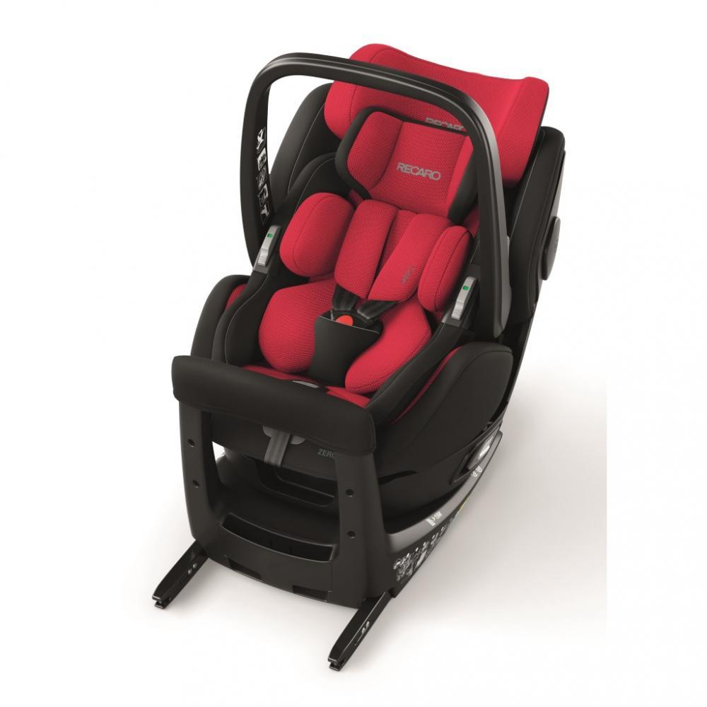 Scaun Auto Pentru Copii Zero.1 Elite R129 Racing Red