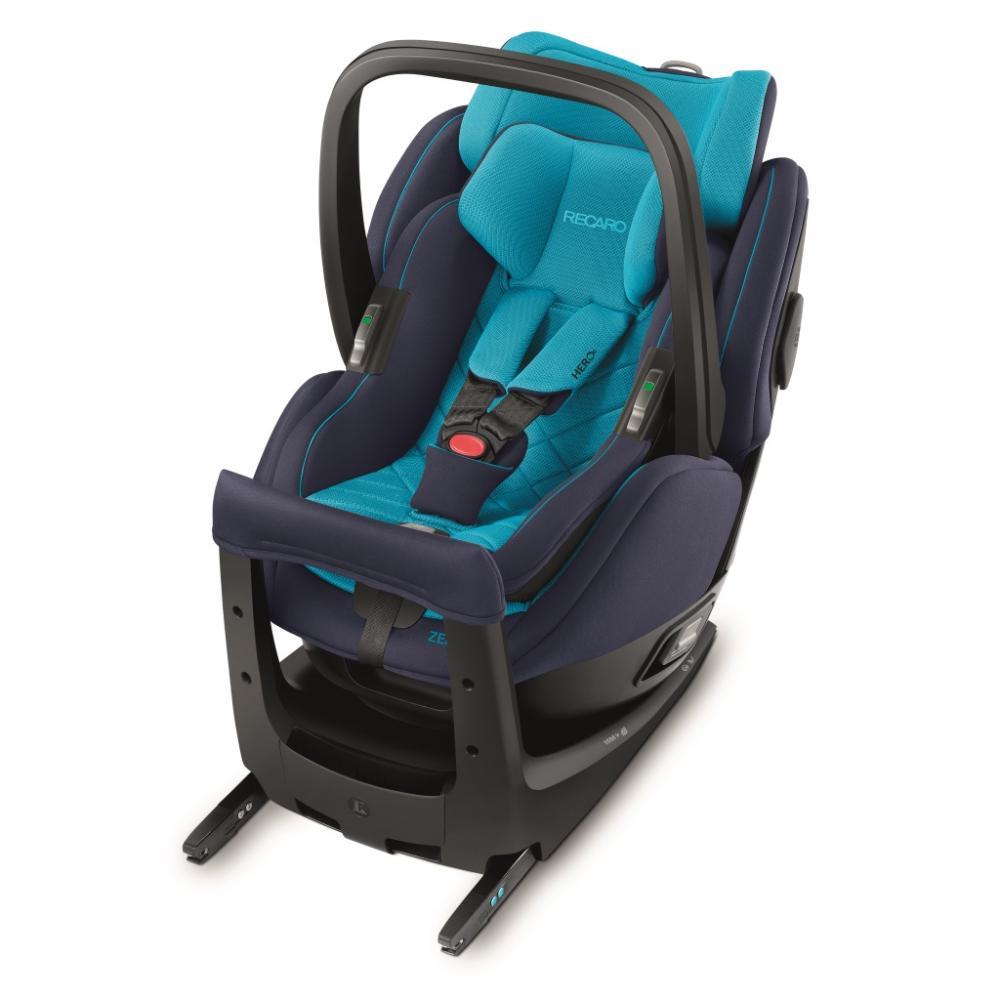 Scaun Auto Pentru Copii Zero.1 Elite R129 Xenon Blue