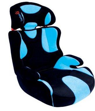 Scaun auto copii Berber Infinity Maxi Albastru 091 imagine