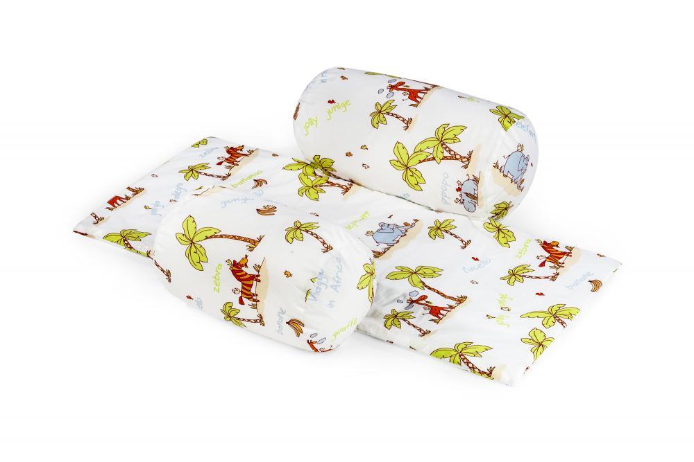 Suport de siguranta cu paturica impermeabila pentru bebelusi Jungle