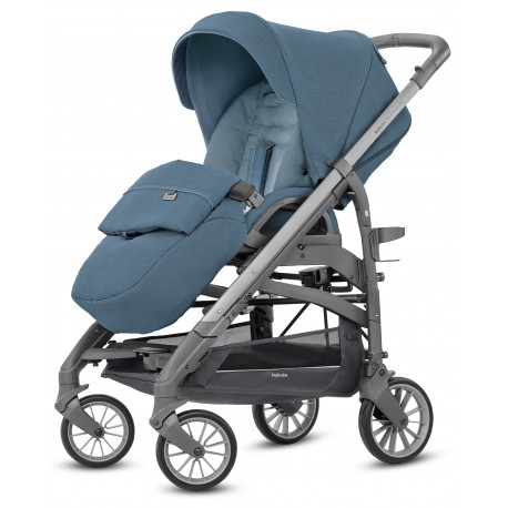 Carucior 3in1 Trilogy System Duo Artic Blue