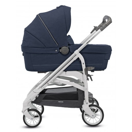 Carucior 3in1 Trilogy System Duo Imperial Blue