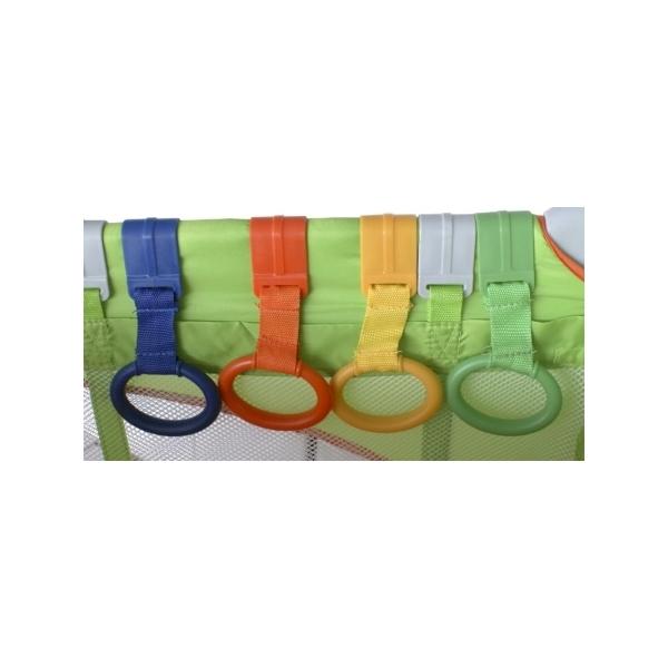 Tarc de joaca Arti BasicGo verde fotbal