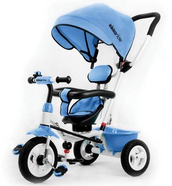 Tricicleta pentru copii 3 in 1 Francy Blue