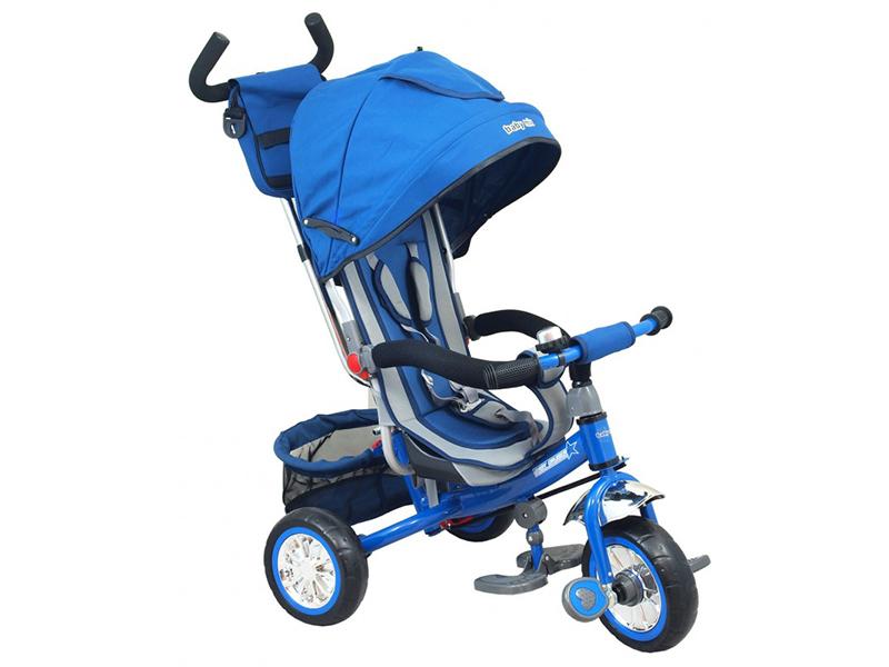 Tricicleta copii Baby Mix 37-5 blue imagine