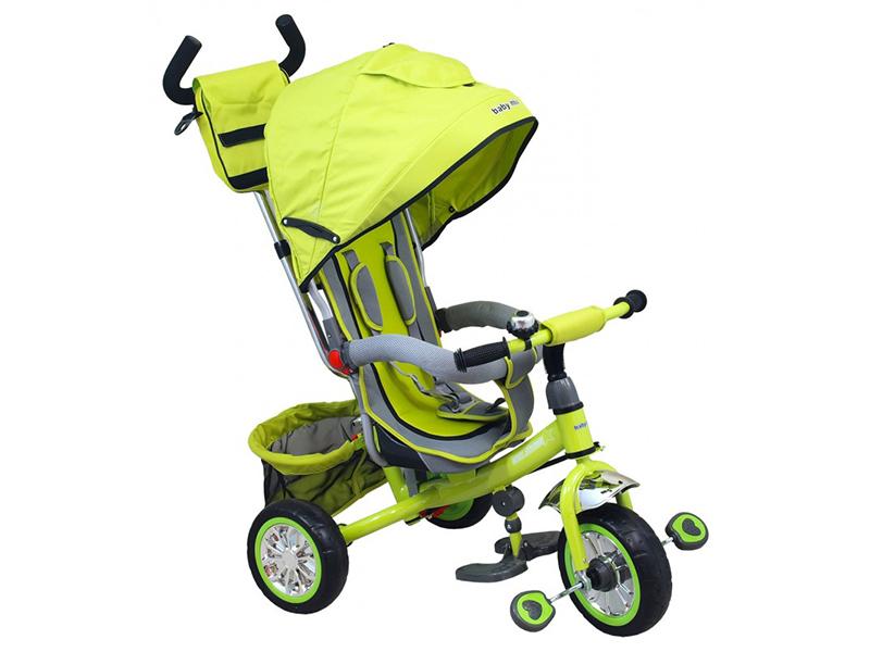 Tricicleta copii Baby Mix 37-5 green imagine
