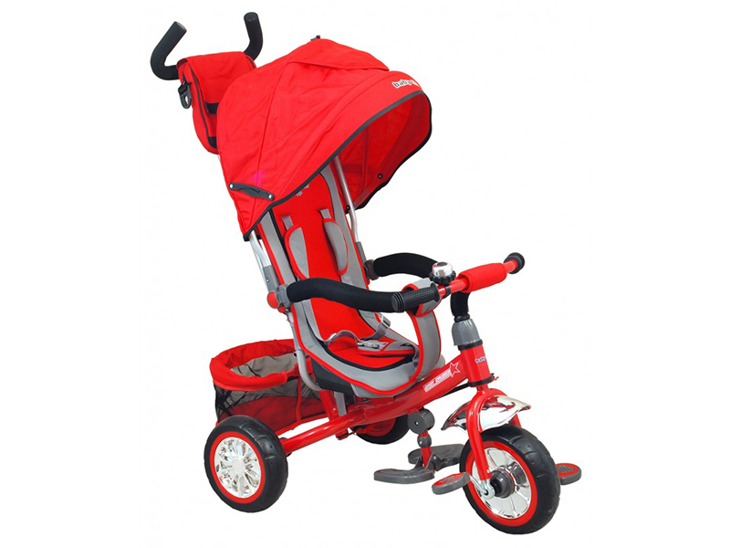 Tricicleta copii Baby Mix 37-5 red imagine