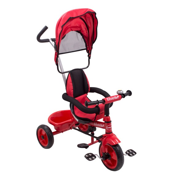 Tricicleta copii BabyMix Ecotrike 188199 rosu imagine