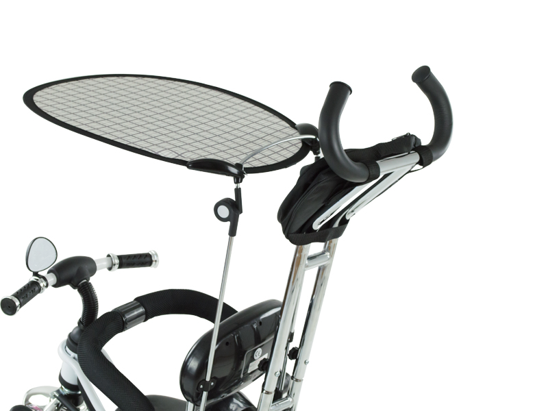 Tricicleta pentru copii Luxury KR01 white imagine