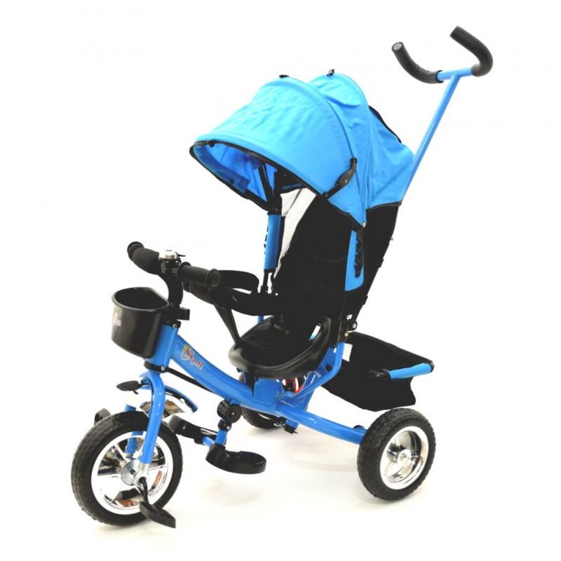 Tricicleta Pentru Copii Skutt Agilis Blue
