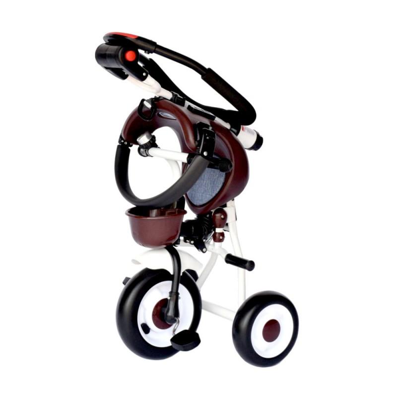 Tricicleta Pliabila Skutt Plika Plum
