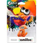 Suport Consola Amiibo Orange Squid (Splatoon)