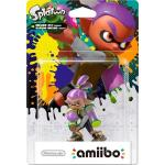 Amiibo Purple Boy Splatoon