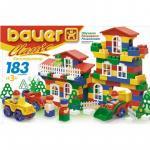 Set de construit Bauer Clasic 183 piese