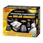 Experimente interesante cu energie solara