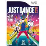 Joc just dance 2018 - wii
