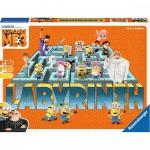 Joc labirint Despicable Me 3 (ro)