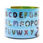 Literele alfabetului pentru imprimat